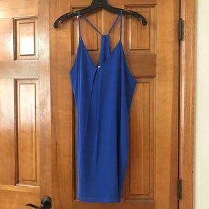 Alice & Olivia Silk Slip Dress